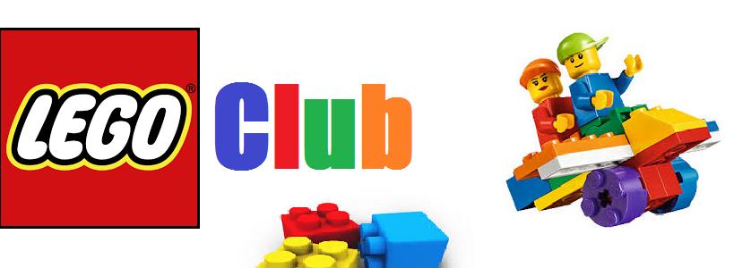 Lego Club Slider